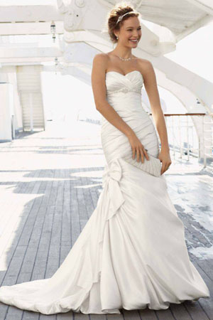 Kristin Cavallari wedding dress knockoff