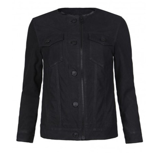 AllSaints Regan Leather Jacket $510