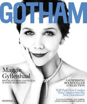 Maggie Gyllenhaal's family affair
