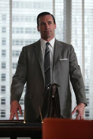 Don Draper, Mad Men