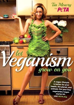 Bullied for veganism? Tia Mowry talks Twitter