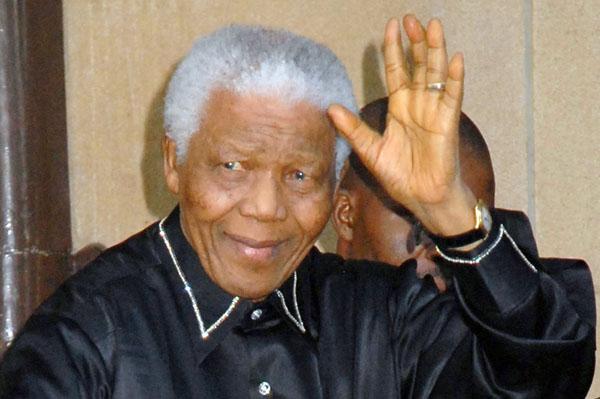 Nelson Mandela battling lung infection