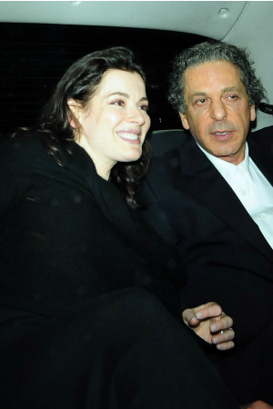 Nigella Lawson and husband Charles Saatchi
