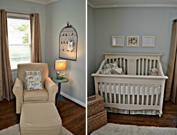 Nursery from The Counts Blog