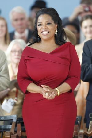 Oprah Winfrey donates $12 million to Smithsonian