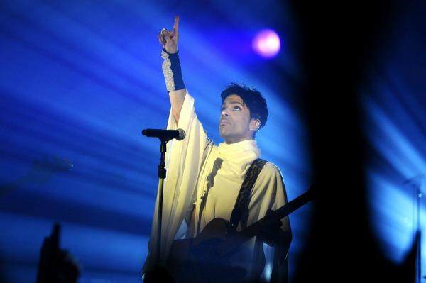 Prince turns 55