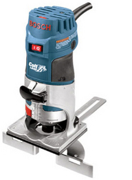 Bosch 1 HP variable speed corded router