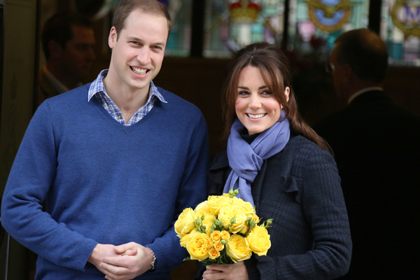 The duchess gives birth!