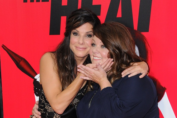 Sandra Bullock and Melissa McCarthy, The Heat