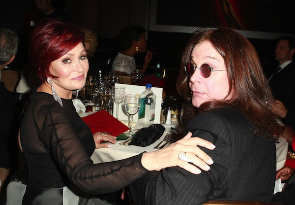 Ozzy moves back in with Sharon on Sunday
