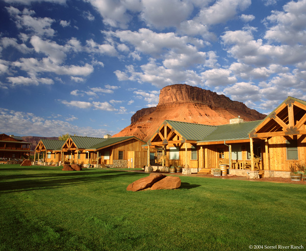 Sorrel River Ranch Resort & Spa in Moab, Utah