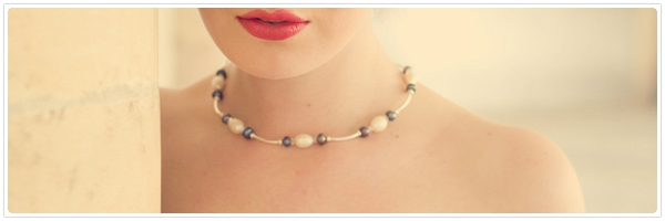 Finding the right necklaces for funky summer dress necklines
