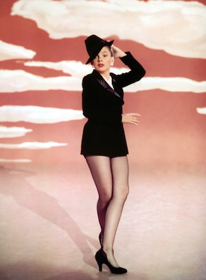 Judy Garland in Summer Stock