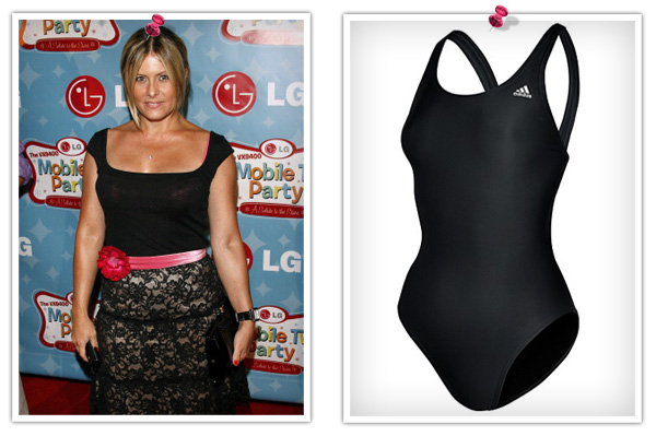 Apple shape swimsuit ideas