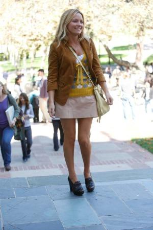 Becki Newton in The Goodwin Games - Hamletta