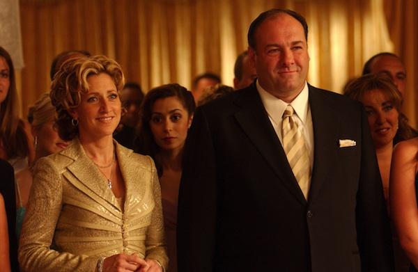 The Sopranos: Tony and Carmela