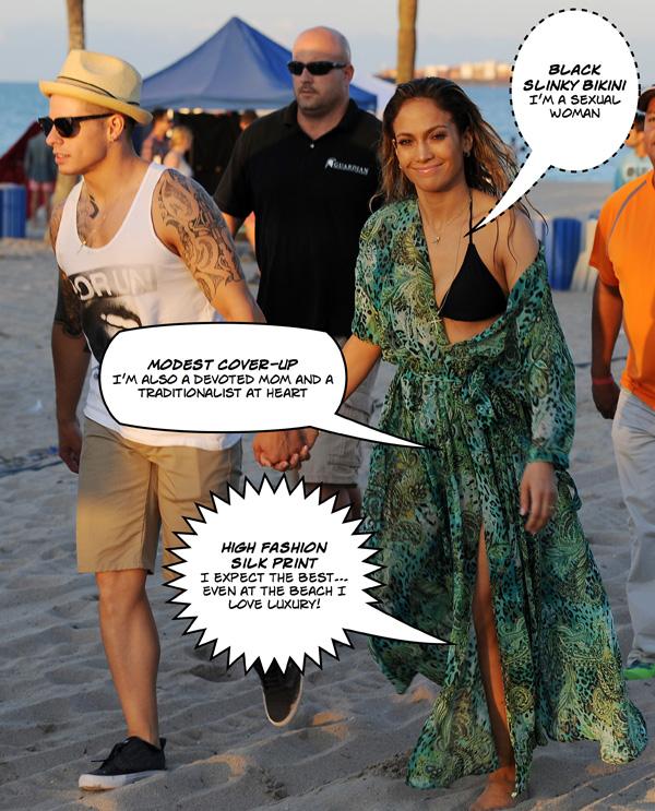 The Diva : Jennifer Lopez