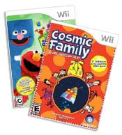 Wii preschool games