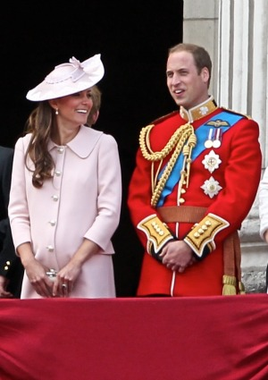 Kate Middleton is ready to pop!