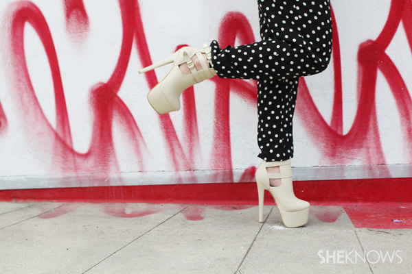 Jordanne shoe from Shoedazzle | SheKnows.com