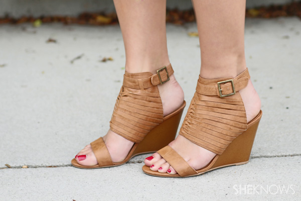 The Lenny shoe from ShoeDazzle | SheKnows.com