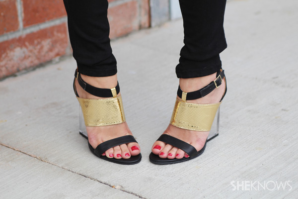 Lucite heals from ShoeDazzle | SheKnows.com