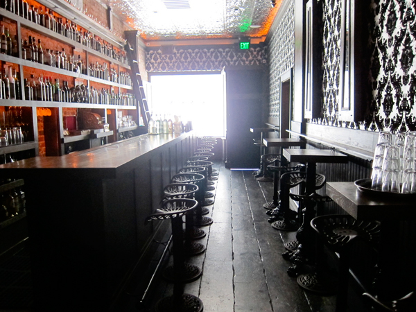 The Wilson Bar at Bourbon & Branch