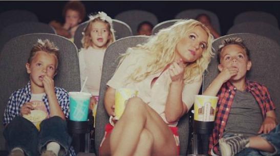 BritneySpearswithsons