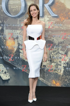 Angelina wants to honor her late mother