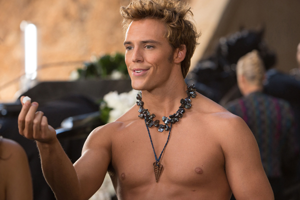 Finnick from The Hunger Games: Catching Fire
