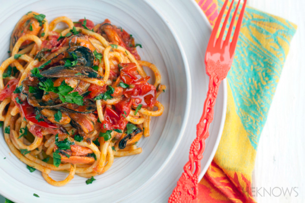 14 Hot pasta recipes