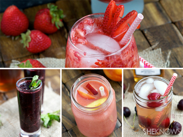 Boozy drinks to cope with BTS stress