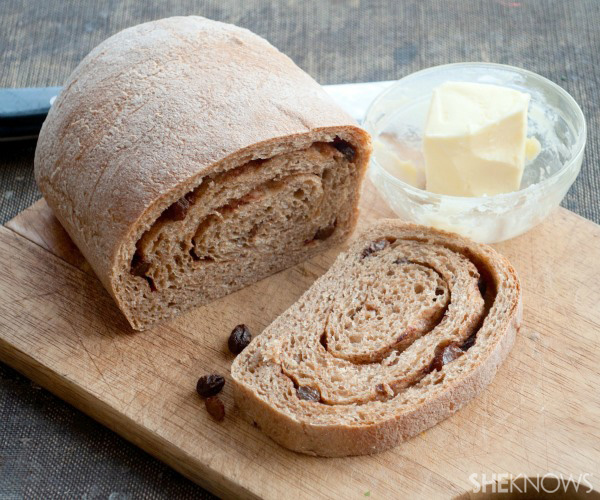 Nothing beats homemade bread
