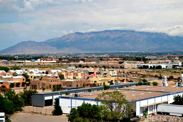 A travel guide to Albuquerque, NM