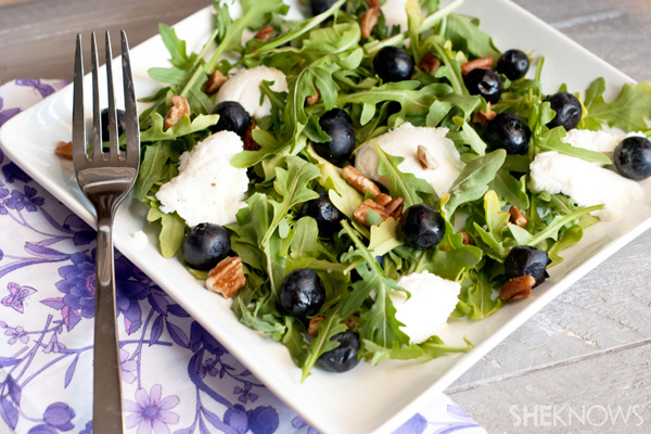 A berry delicious summer salad