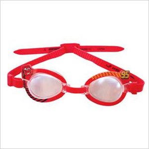 Fun-to-wear summer water goggles