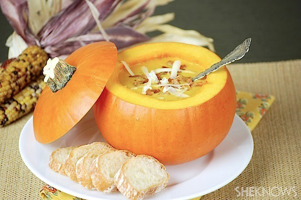 29 Sweet and savory pumpkin recipes