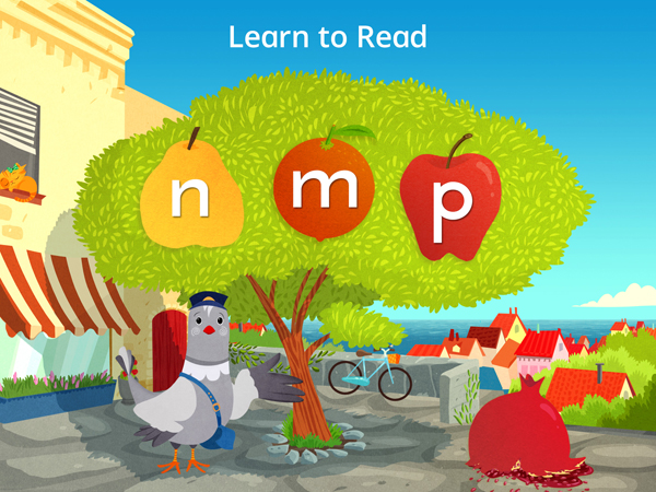 HOMER Reading: Learn to Read for iPhone & iPad - App Info ...