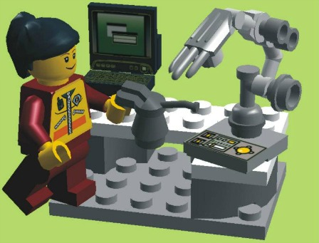 Lego - female roles