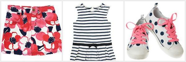 Retro clothes for girls