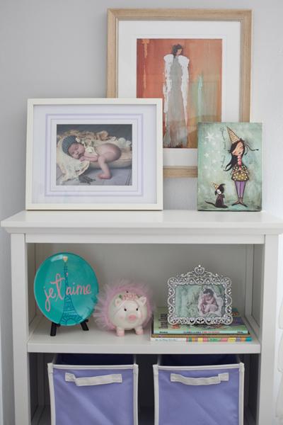 Nursery artwork ideas