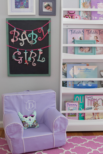 Nursery craft project ideas