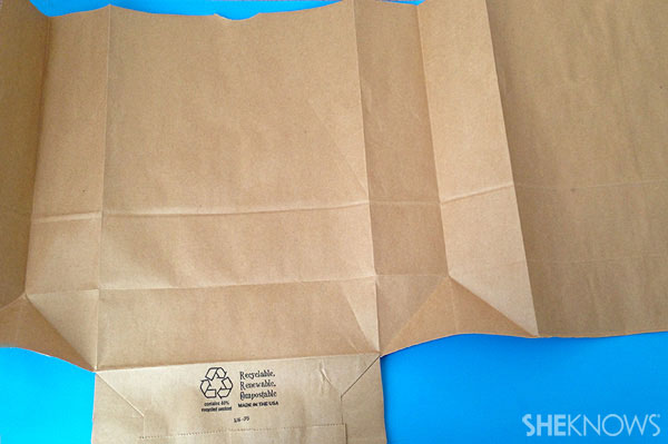 Book Cover With Paper Bag ~ Diy paper bag schoolbook covers
