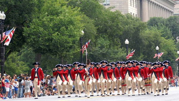 Washington DC Parade