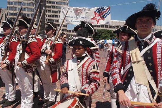 Boston Parade