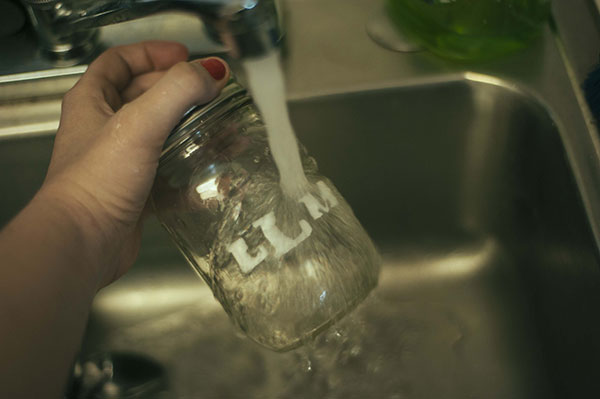 Step 5 Rinse