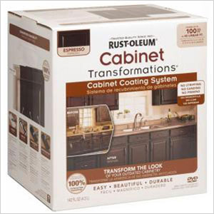 Rustoleum Cabinet transformation kit