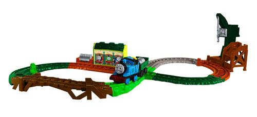 Thomas the tank engine trip around sodor