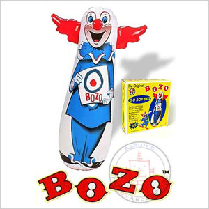 Bozo Big Bop Bag