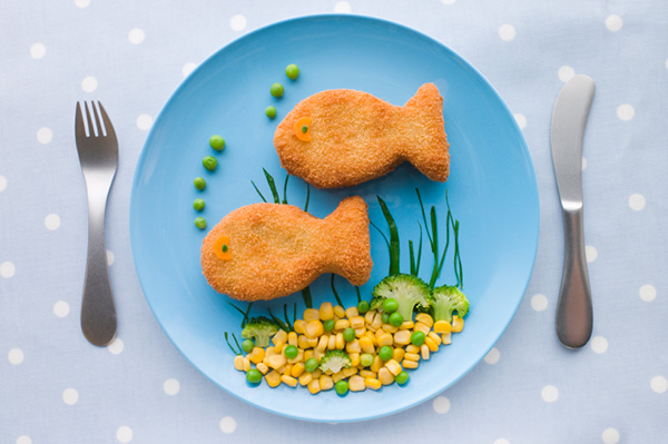 Seaworthy lunches for little sailors